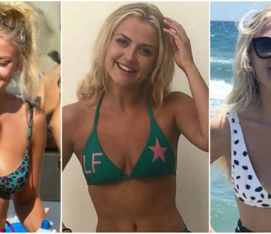 49 Hot Pictures Of Lucy Fallon Which Expose Her Fantastic Body