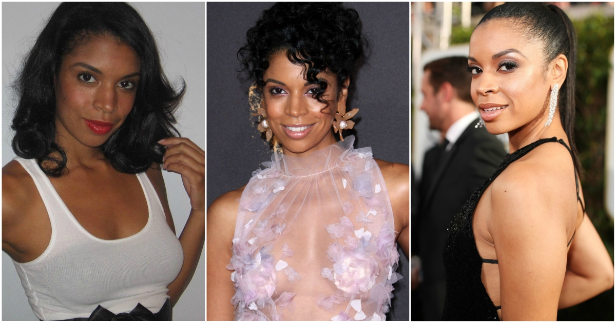 49 Hot Pictures Of Susan Kelechi Watson Will Rock You World
