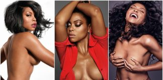 49 Hot Pictures Of Taraji P. Henson Will Make You In Love With This Sexy Beauty