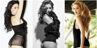 49 Hottest Amber Heard's Big Ass Pictures Will Get You Addicted To Her