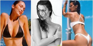 49 Hottest Bella Hadid bikini Pictures Reveal Her Amazing Ass