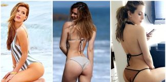 49 Hottest Bella Throne Curvy Butt Pictures Will Make You Mad For Her