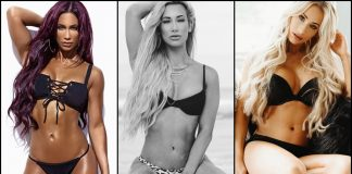 49 Hottest Carmella Bikini Pictures Reveal WWE Diva's Majestic Big Ass