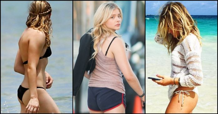 48 Hottest Chloe Grace Moretz Big Ass Pictures Will Make You Fall In Love With Her
