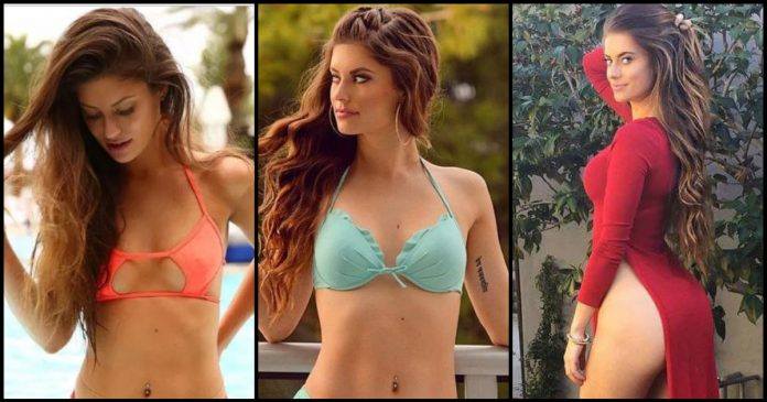49 Hottest Hannah Stocking Bikini Pictures Which Will Make You Explore Her Amazing Sexy Body