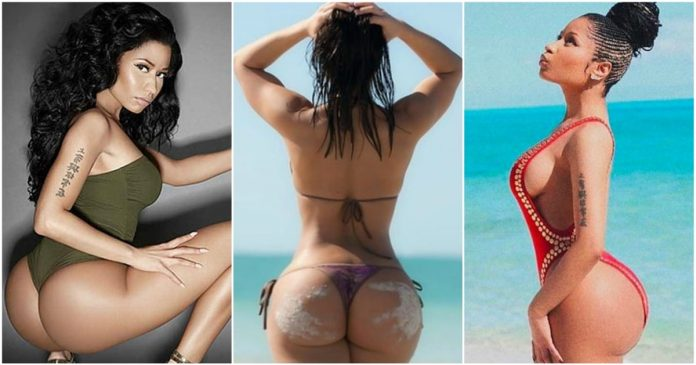 49 Hottest Nicki Minaj Big Ass Pictures Which Shows That Her Body Is A Sexy Art Form