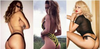 49 Hottest Rita Ora Big Ass Pictures Which Expose Her Perfect Butt To The World
