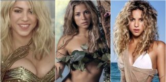 49 Hottest Shakira Bikini Pictures Show Off Her Amazing Butt
