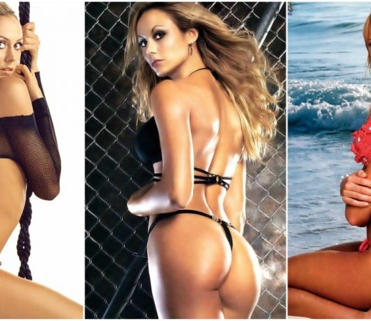 49 Hottest Stacy Keibler Big Ass Pictures Confirm She Is The Sexiest WWE Diva