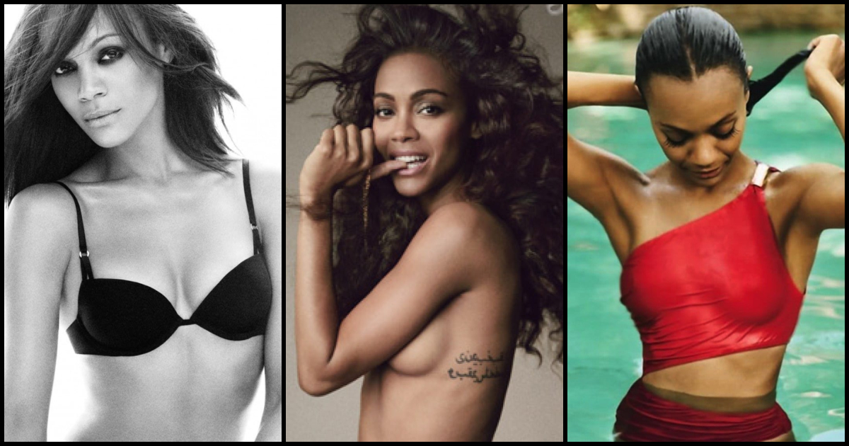49 Hottest Zoe Saldana Bikini Pictures Are Literally Too Hot To Handle Best Of Comic Books