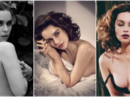 50 Hot Pictures Of Emilia Clarke Will Make You Addicted To This Sexy Woman