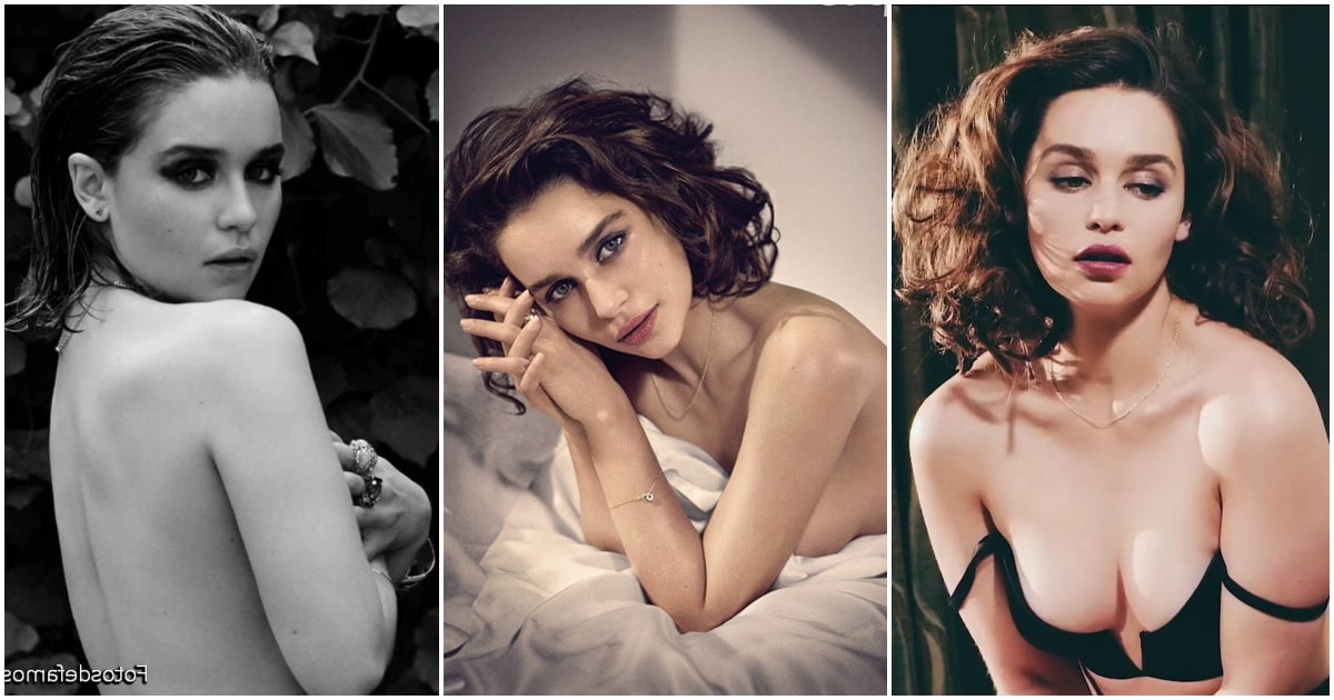 70 Hot Pictures Of Emilia Clarke Will Make You Addicted To This