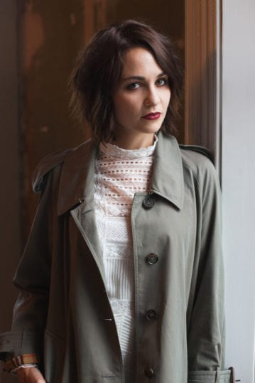 Tuppence Middleton Photoshoot