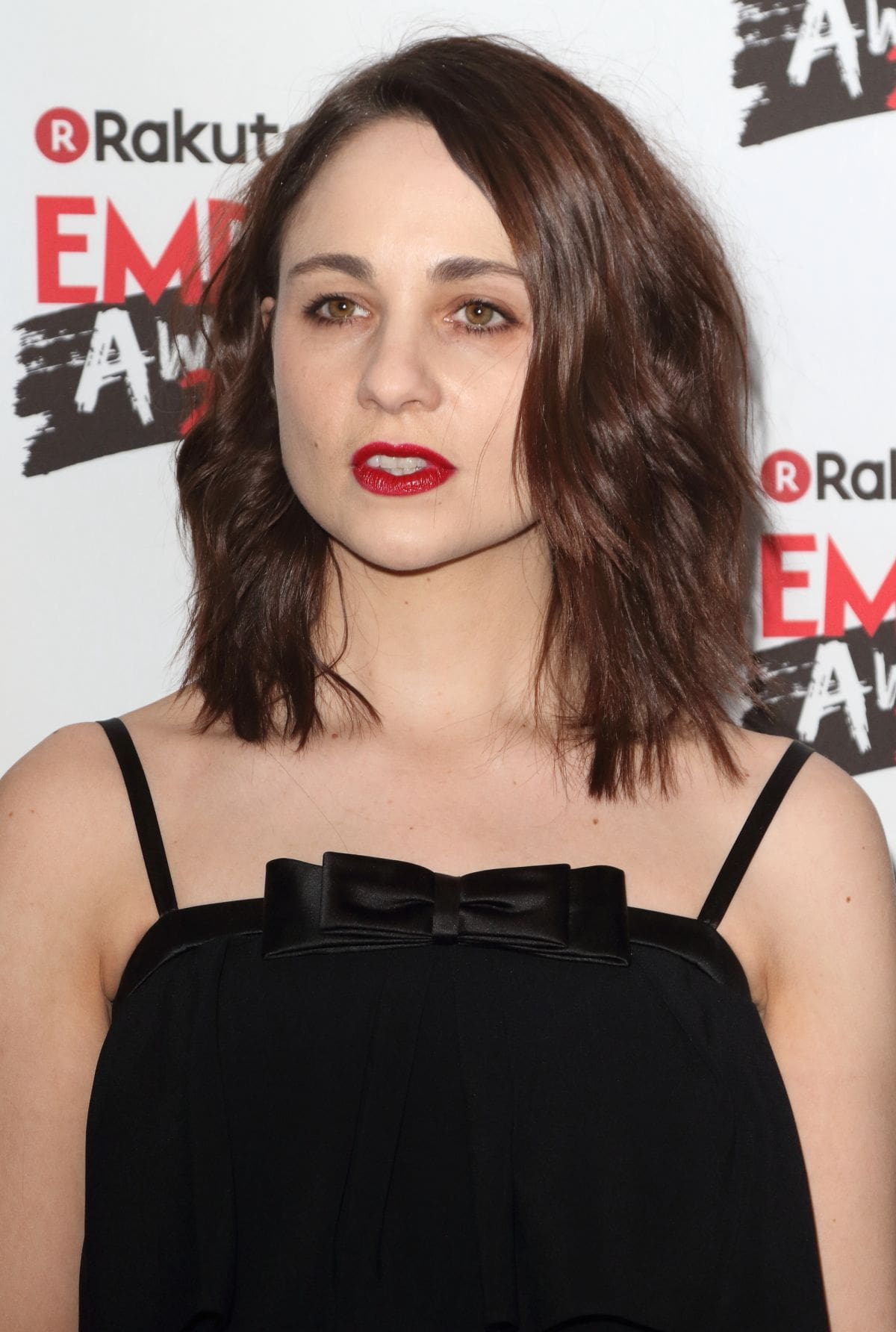 Tuppence Middleton Red Lips