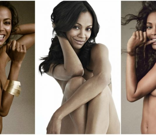55 Hot Pictures of Zoe Saldana Will Rock Your World with Her Curvy Body