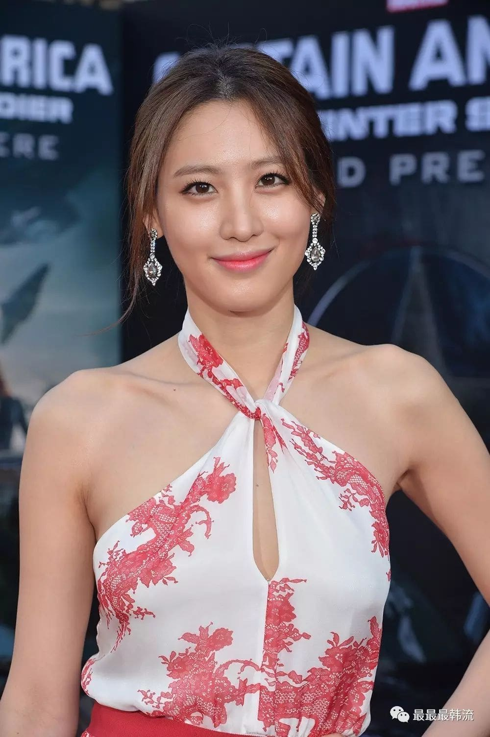 Claudia Kim Beautifull