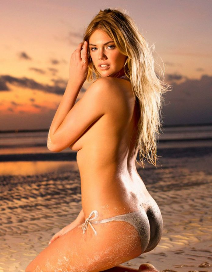 Kate upton's lustful leaked pics are sexy as fuck