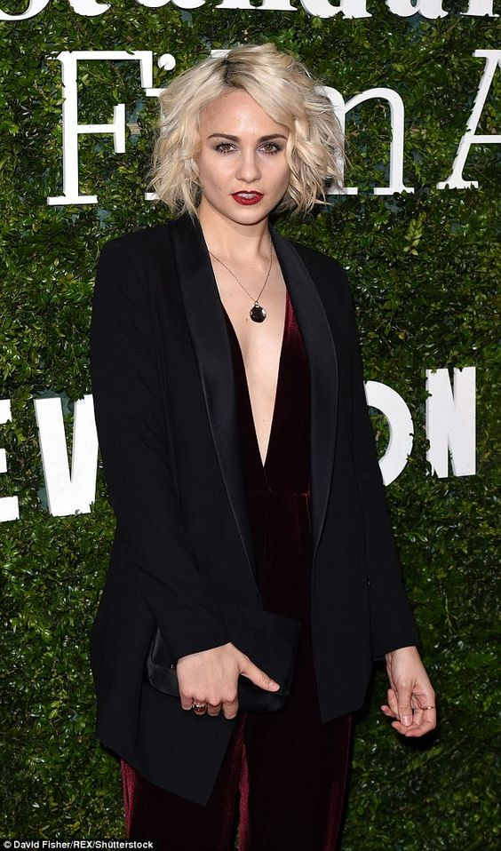 Tuppence Middleton on Party
