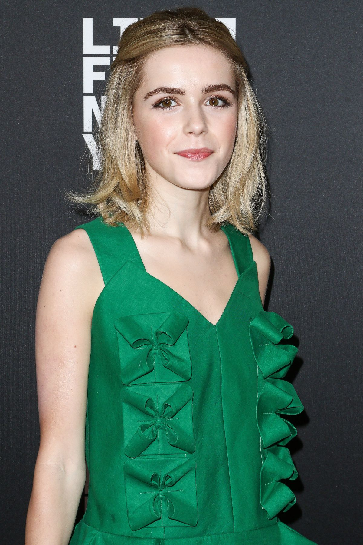 Kiernan Shipka on Awards