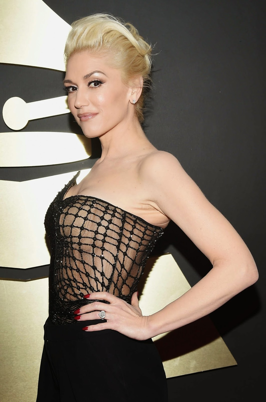 Gwen Stefani Sexy Pictures
