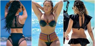 48 Hot And Sexy Pictures Of Adrienne Bailon Explore Her Big Butt And Curvy Body