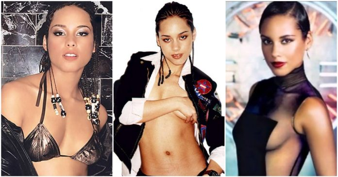 43 Hot And Sexy Pictures Of Alicia Keys - One of Sexiest Singers Of All Time