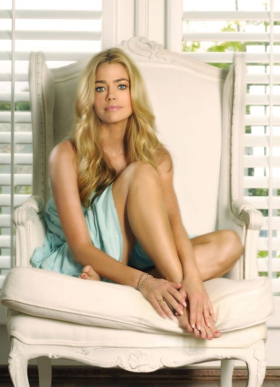 Denise Richards photoshoot