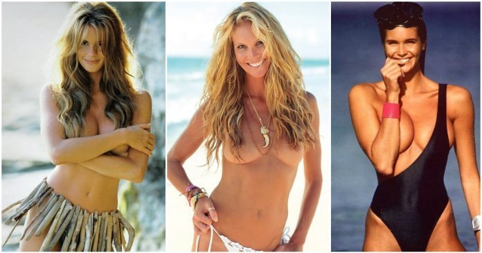 48 Hot Pictures Elle Macpherson Is A Slice Of Heaven On Earth