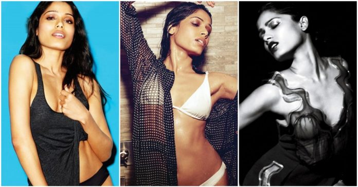 44 Hot Pictures Of Frieda Pinto Will Make You Want Her Now