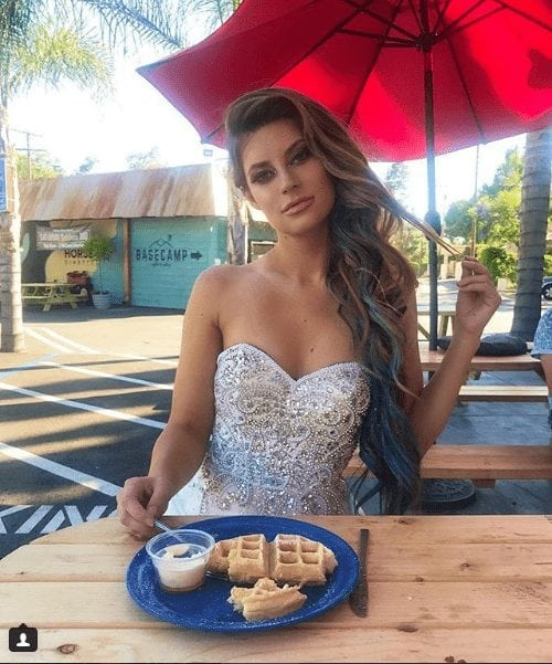 Hannah Stocking awesome