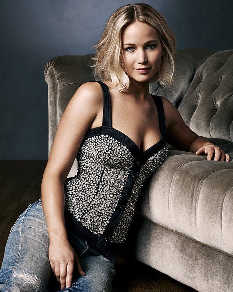 Jennifer Lawrence too sexy