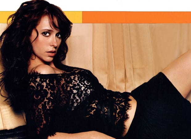 Jennifer Love Hewitt Hot in Black