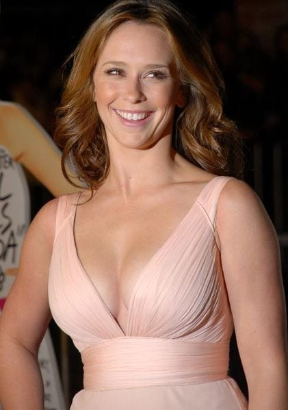 Jennifer Love Hewitt Smile