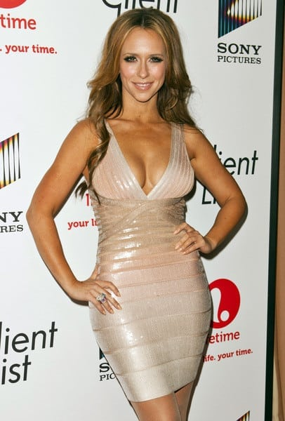 Jennifer Love Hewitt on Awards