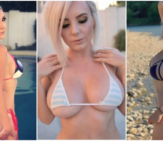 43 Hot And Sexy Pictures Of Jessica Nigri's Big Butt Will Hypnotise You