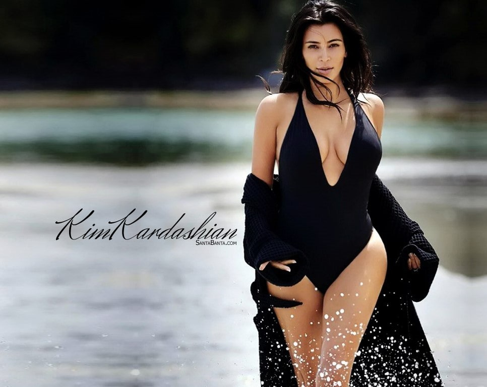 Kim Kardashian Hot Photoshoot