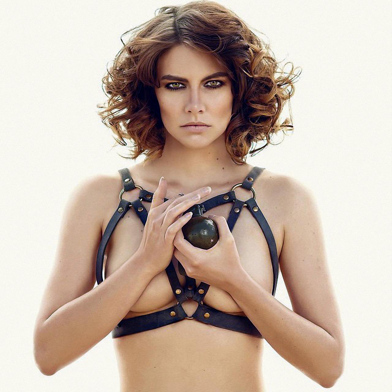 Lauren cohan nude the woman of your fantasy nude sexy