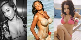 44 Hot And Sexy Pictures Of Lauren London Will Rock Your World With Her Hotness