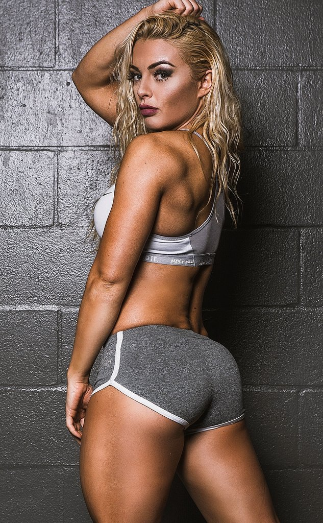 Mandy Rose hot photoshoot