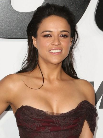 Michelle Rodriguez Sexy Boobs
