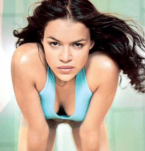 Michelle Rodriguez Sexy