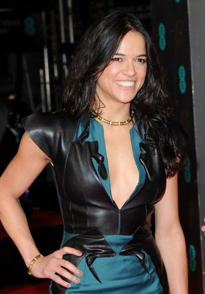Michelle Rodriguez on Party