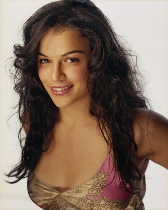 Michelle Rodriguez on Photoshoot