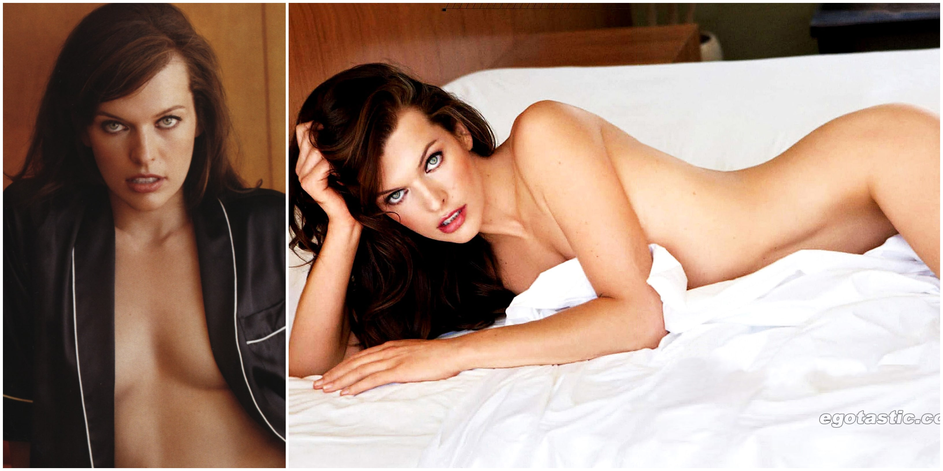 70 Hot And Sexy Pictures Of Milla Jovovich Prove She Is The