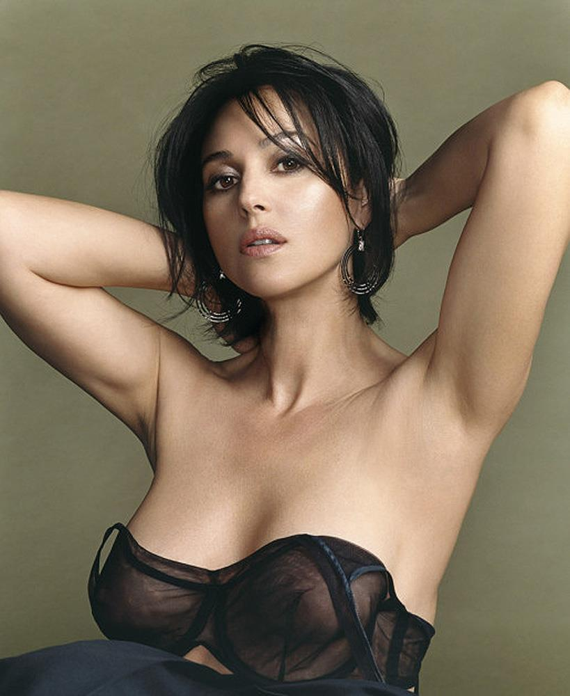 Monica Bellucci awesome hot