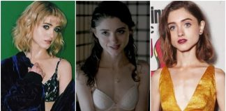 48 Hot Pictures Of Natalia Dyer Is Going To Make You Drool For Her