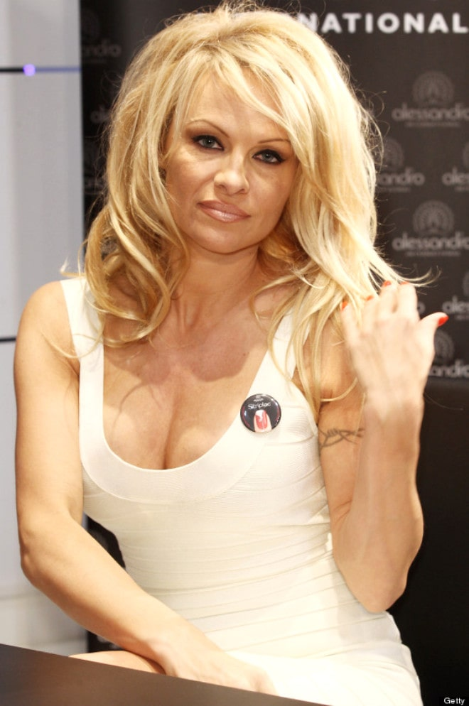 Pamela Anderson hot sexy pic