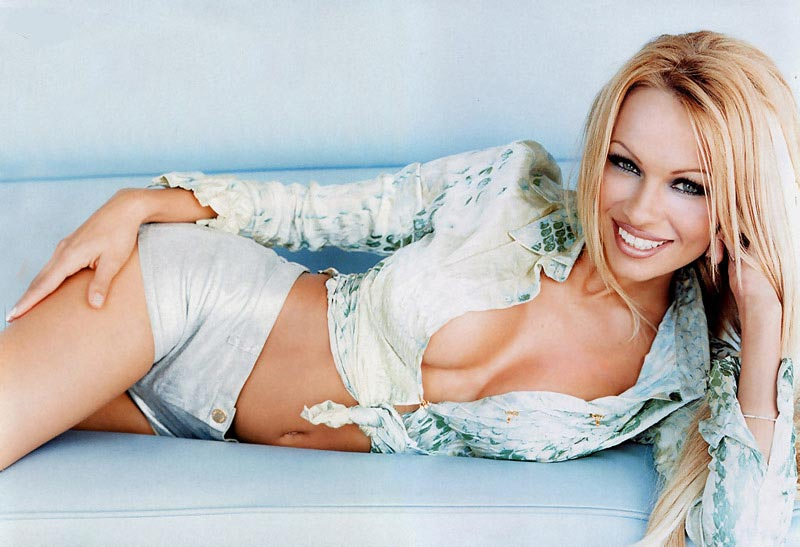Pamela Anderson sexy pic