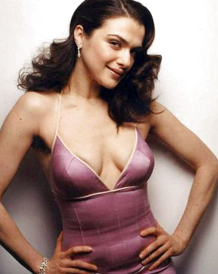 Rachel weisz hot boobs