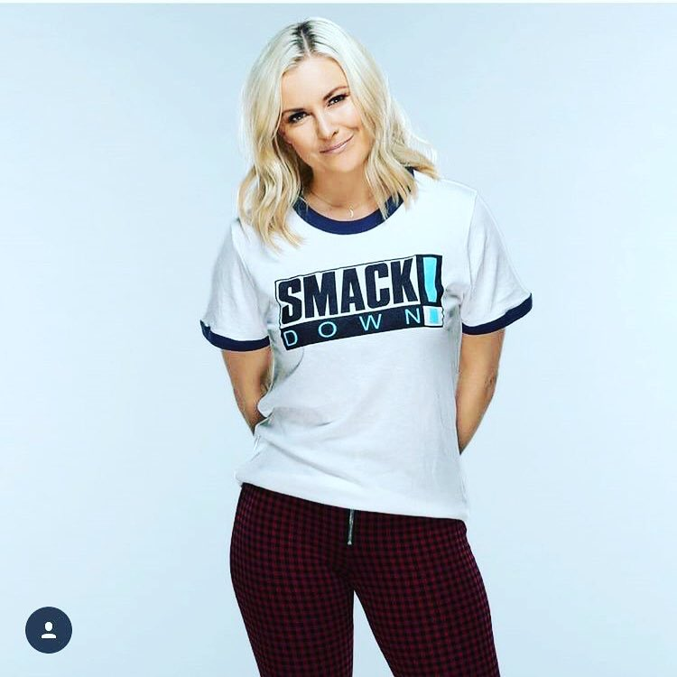 Renee Young Smile